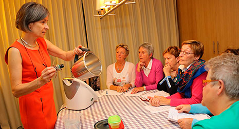 les ateliers culinaires · kokmadame